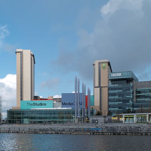 Media City, an Aimteq maintenance client
