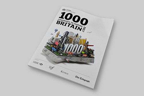 We're one of the 1000 Companies to Inspire Britain 2017