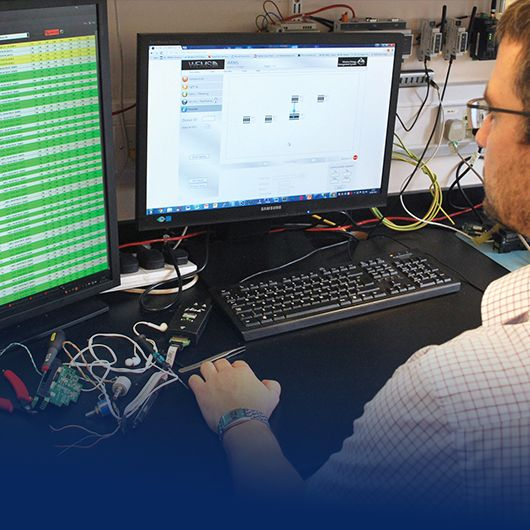 BMS engineer developing some firmware