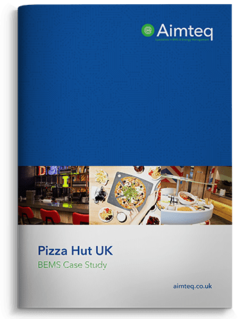 Aimteq install wireless BMS to help Pizza Hut restaurants save 15% energy