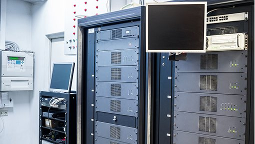 Data centre rackmount equipment