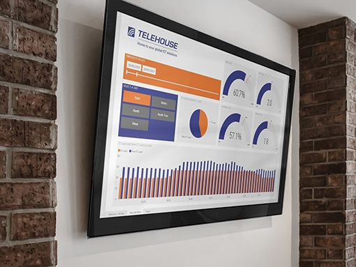 Energy management dashboard