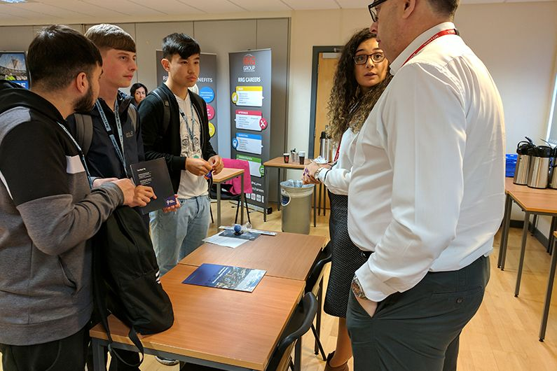 Bury College Engineering Careers Day