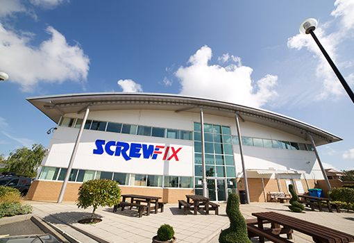 Screwfix HQ in Yeovil, a site upgraded to Tridium's Niagara platform by Aimteq