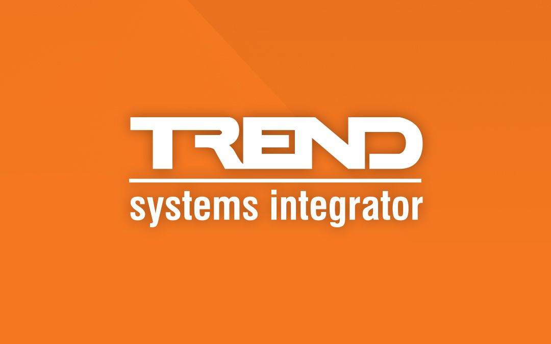 We're now a Trend Controls Systems Integrator