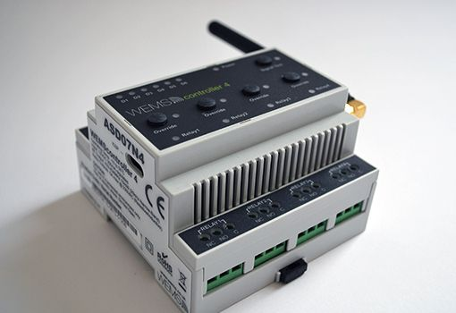 WEMS wireless I/O - A controller 4 unit
