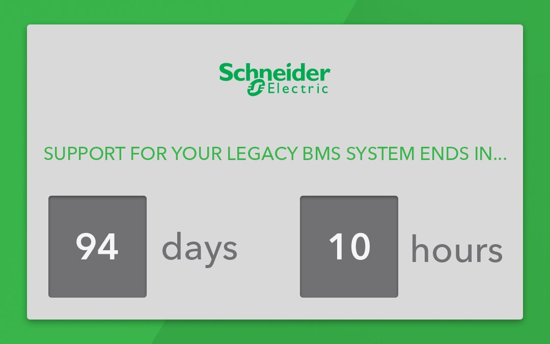Schneider Electric Legacy Product Deadline April 6th 2020