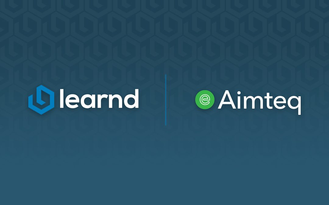 Aimteq acquired by learnd to add world class delivery capability
